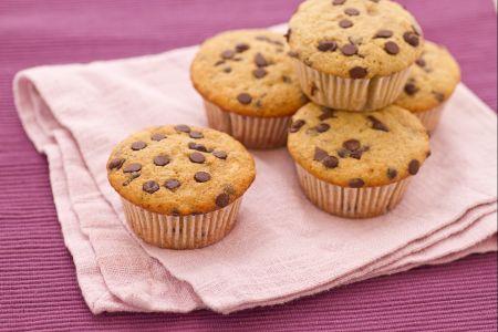 Ricette di dolci: muffin alla banana