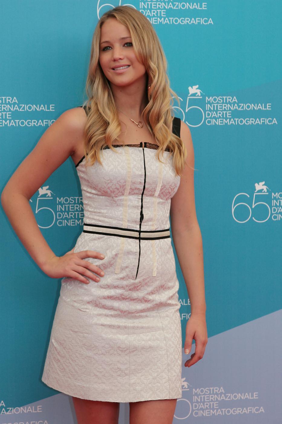 Jennifer Lawrence, com'era e com'è FOTO 18