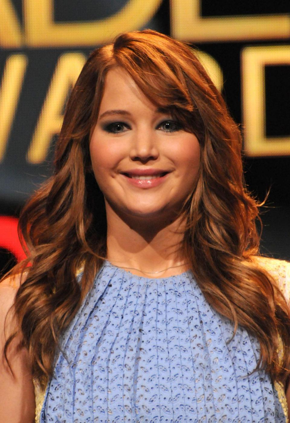 Jennifer Lawrence, com'era e com'è FOTO 26