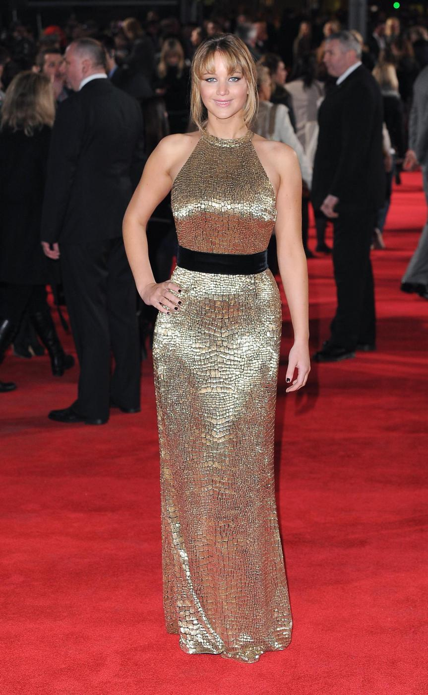 Jennifer Lawrence, com'era e com'è FOTO 32