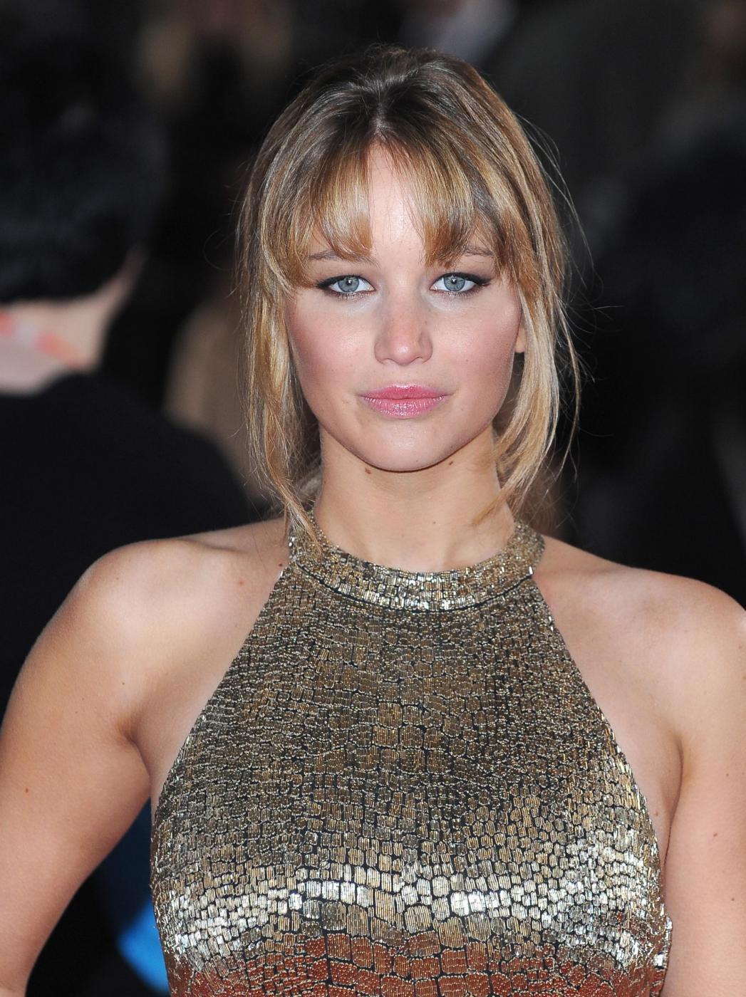Jennifer Lawrence, com'era e com'è FOTO 33