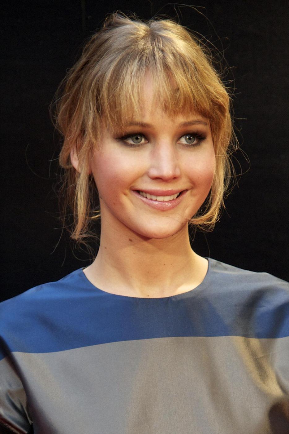 Jennifer Lawrence, com'era e com'è FOTO 35