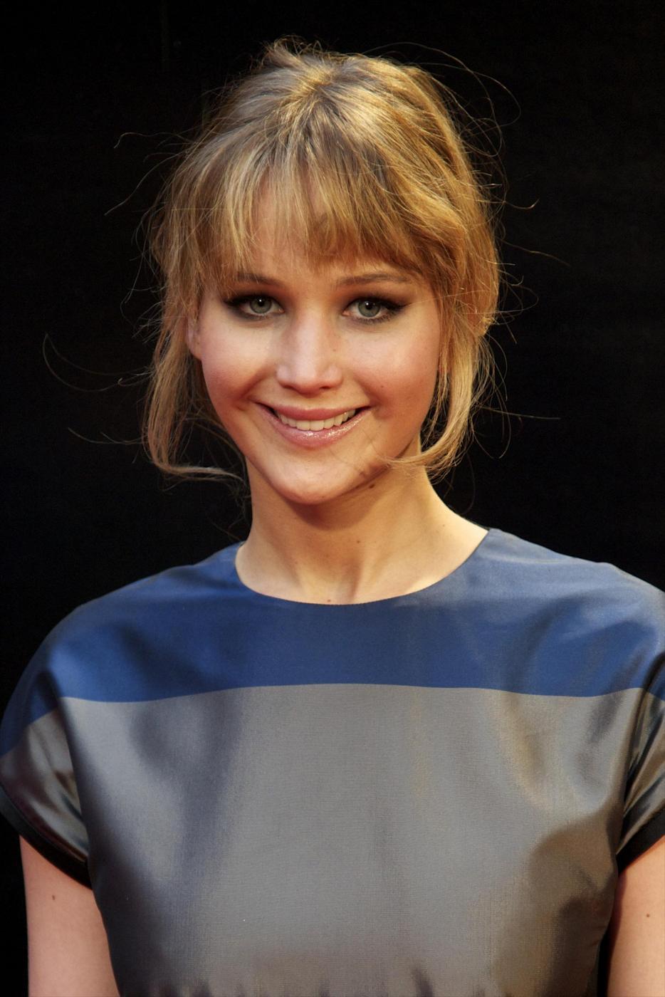 Jennifer Lawrence, com'era e com'è FOTO 37