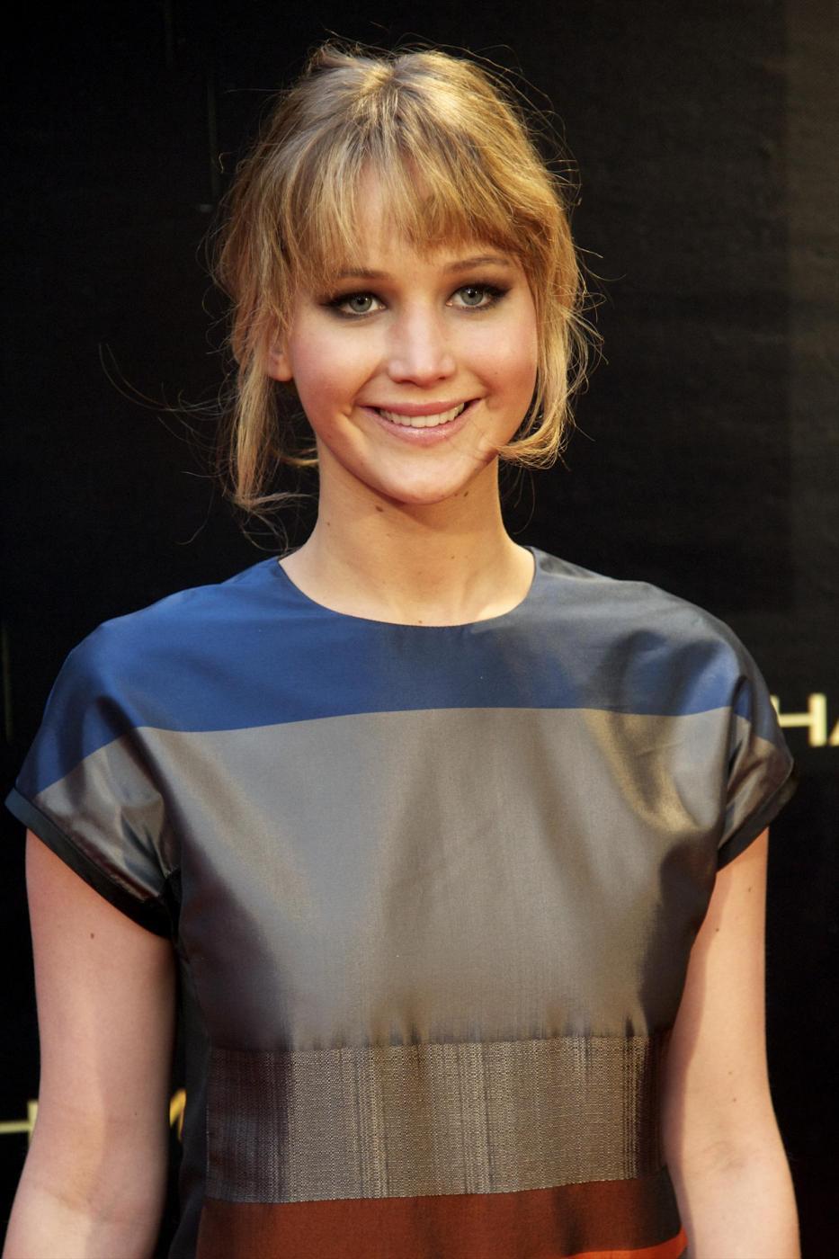 Jennifer Lawrence, com'era e com'è FOTO 38