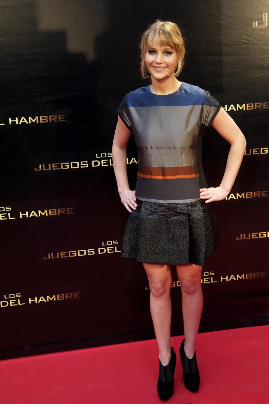 Jennifer Lawrence, com'era e com'è FOTO 39