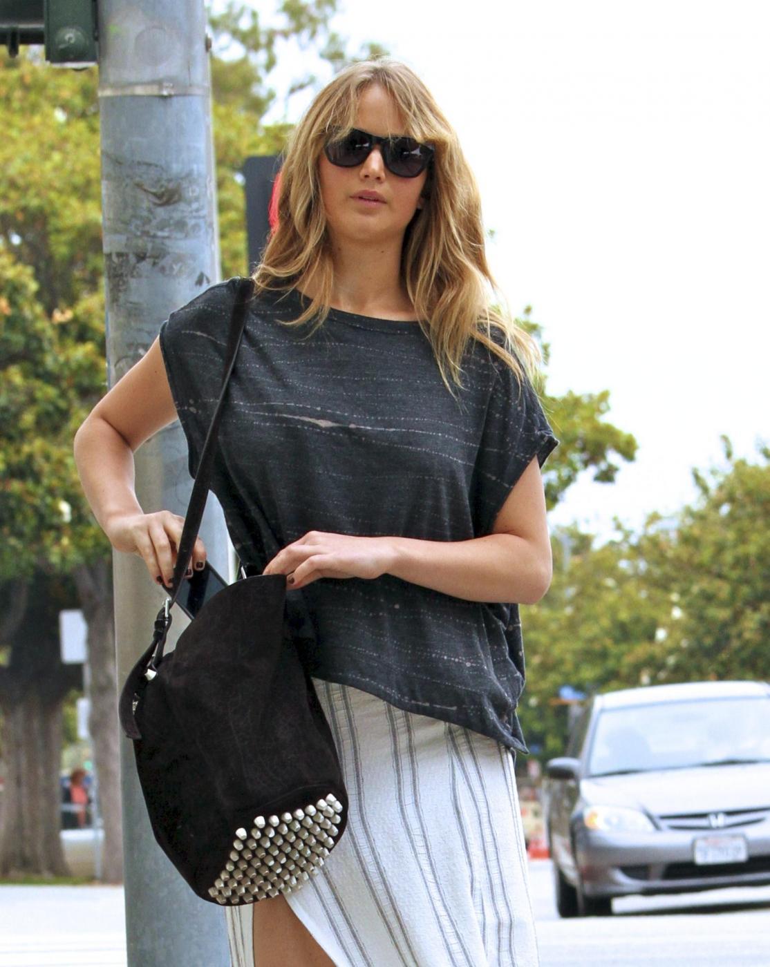 Jennifer Lawrence, com'era e com'è FOTO 44