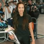 Angelina Jolie, com'era e com'è. L'attrice compie 40 anni FOTO 50