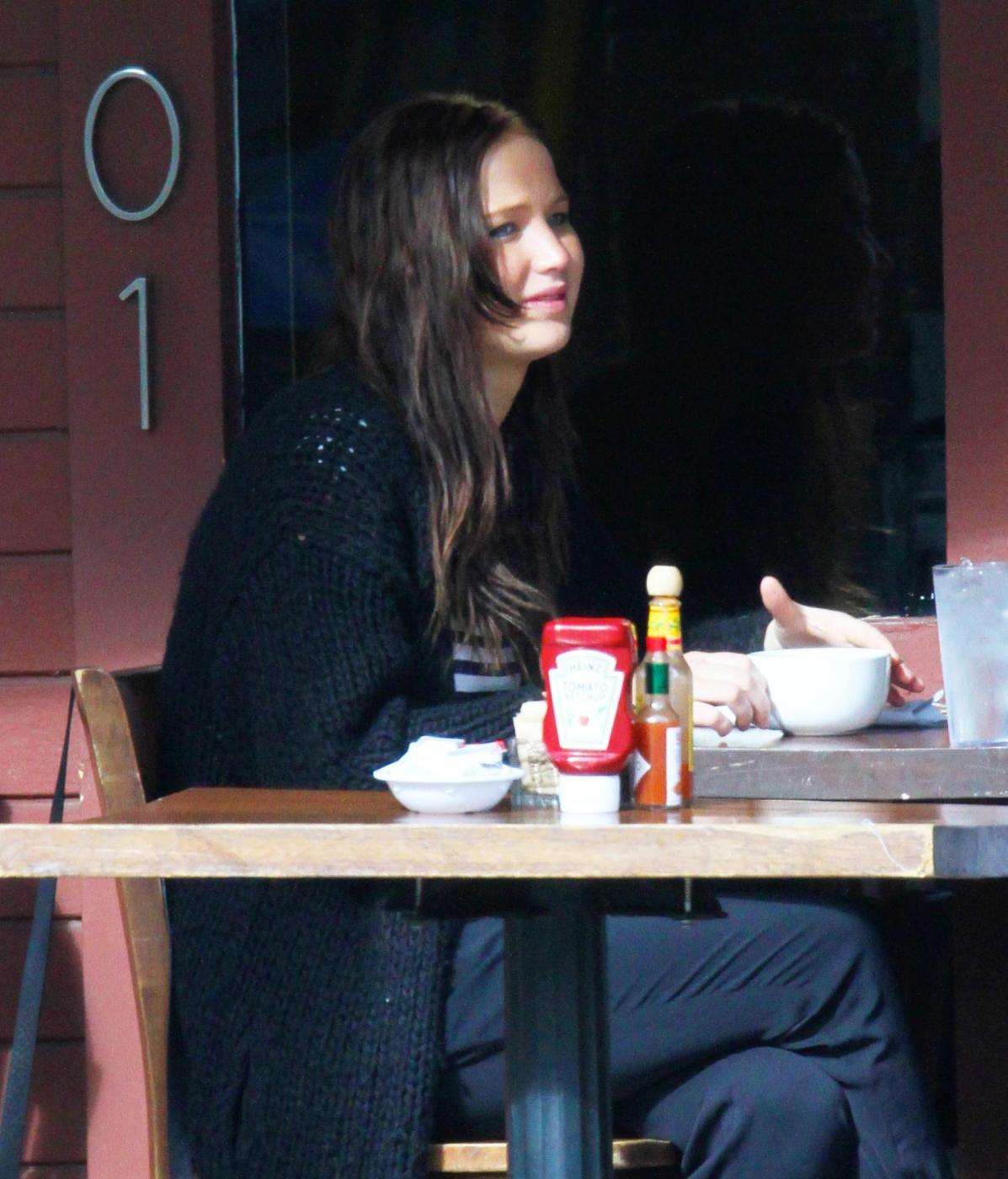 Jennifer Lawrence, com'era e com'è FOTO 51