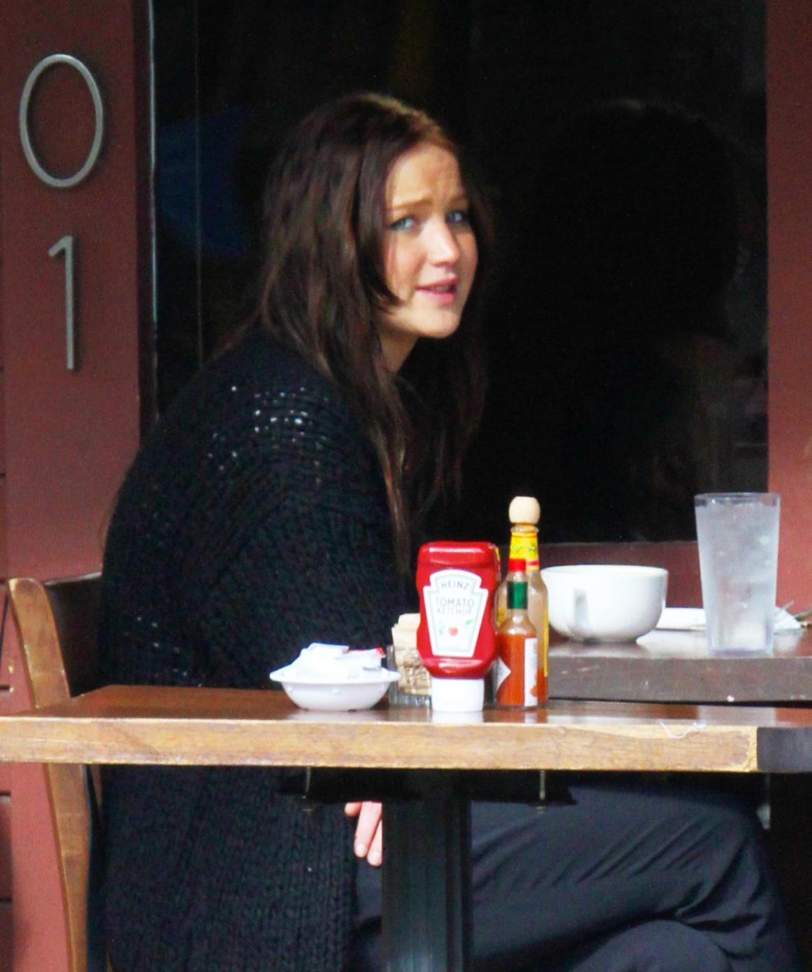 Jennifer Lawrence, com'era e com'è FOTO 52