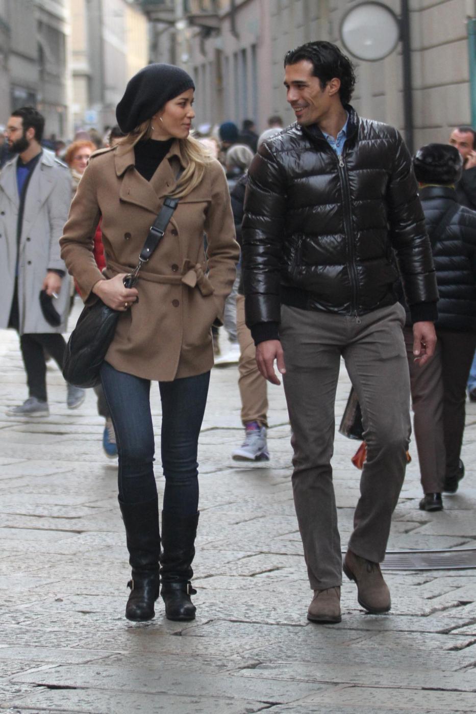 Elena Santarelli, chi è il marito della showgirl FOTO