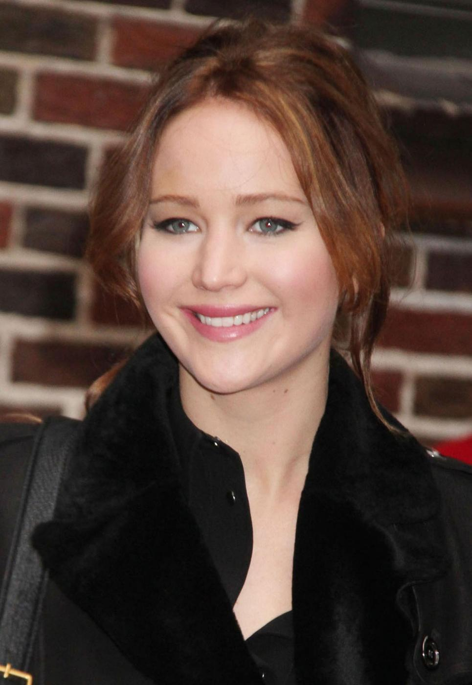 Jennifer Lawrence, com'era e com'è FOTO 53