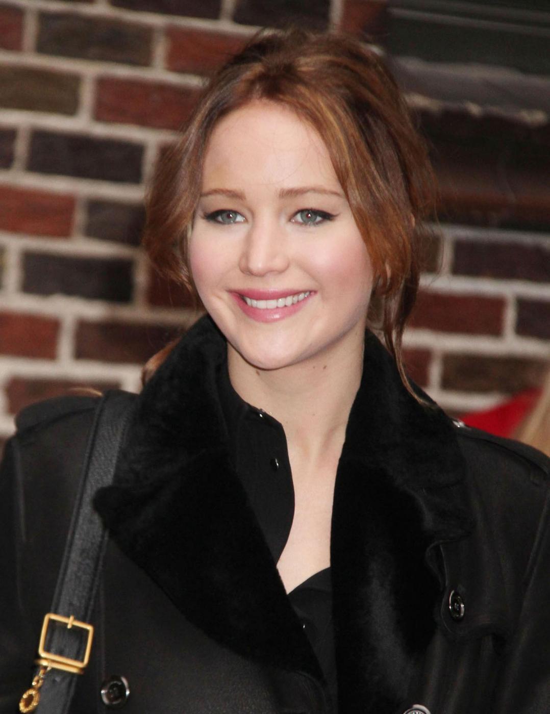 Jennifer Lawrence, com'era e com'è FOTO 54