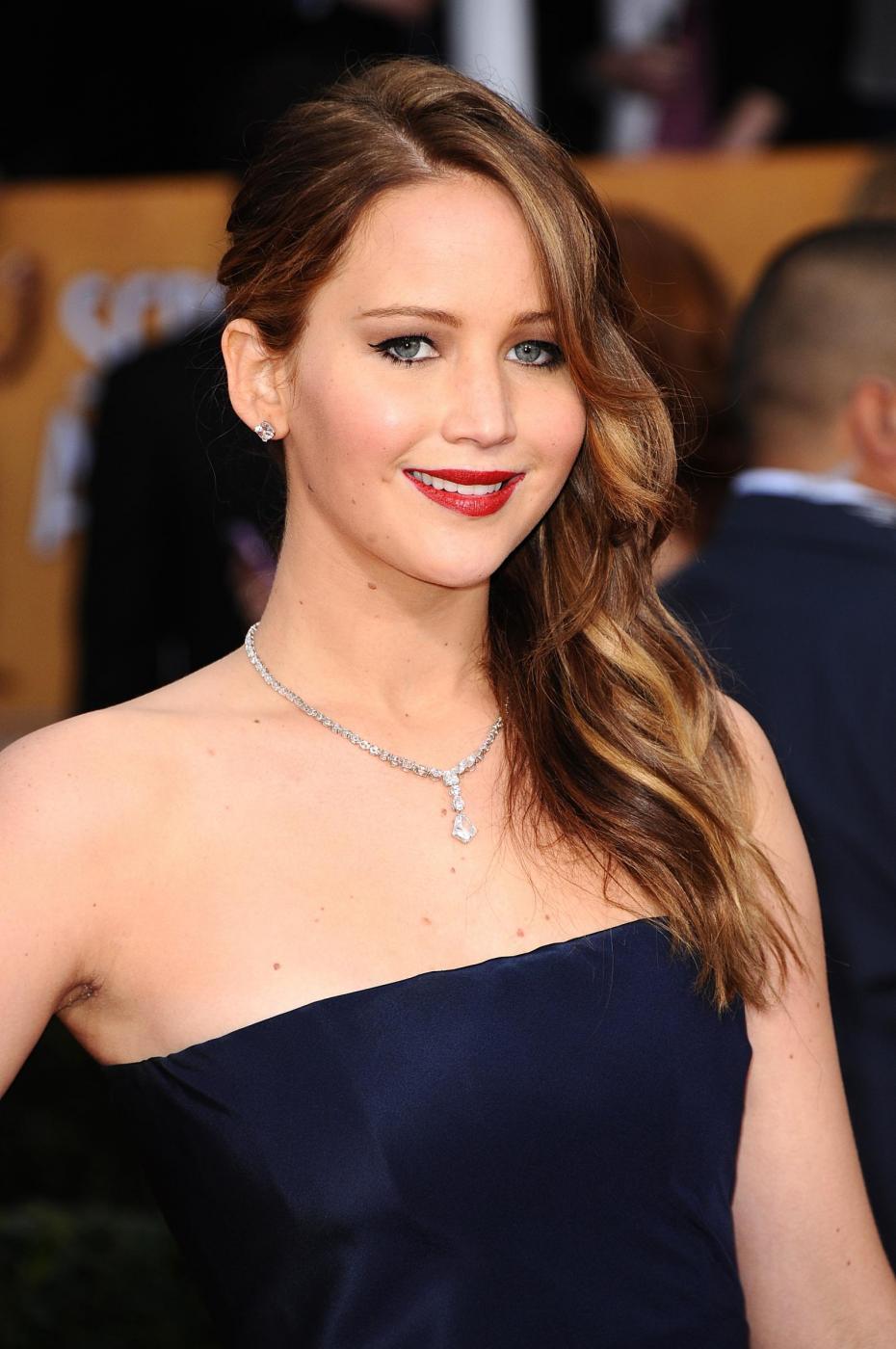 Jennifer Lawrence, com'era e com'è FOTO 56