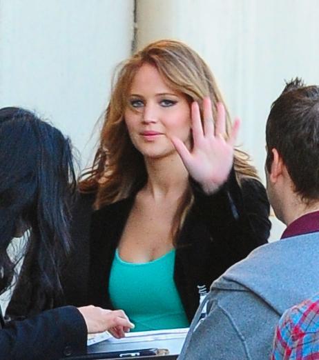 Jennifer Lawrence, com'era e com'è FOTO 58