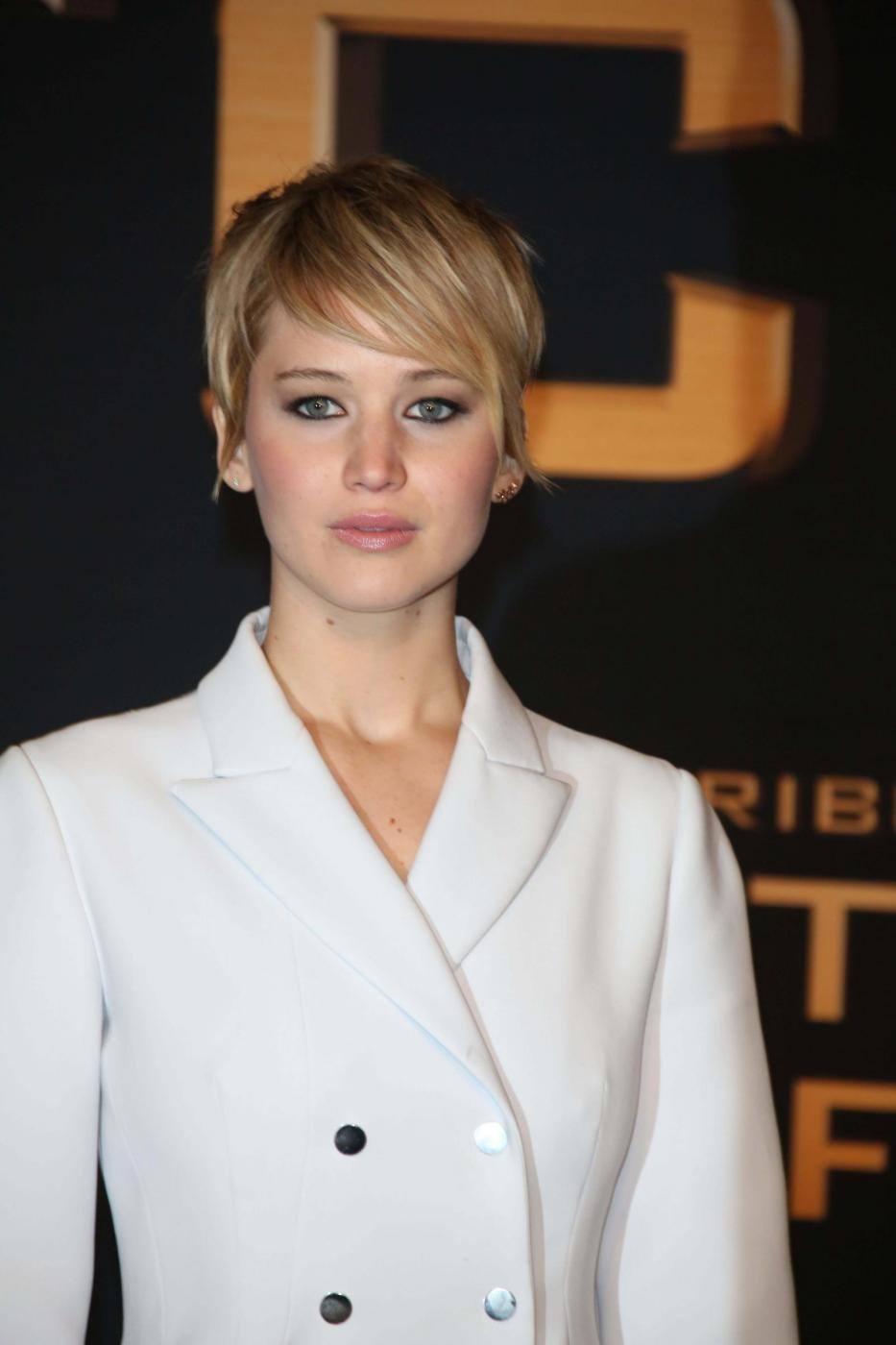 Jennifer Lawrence, com'era e com'è FOTO 63