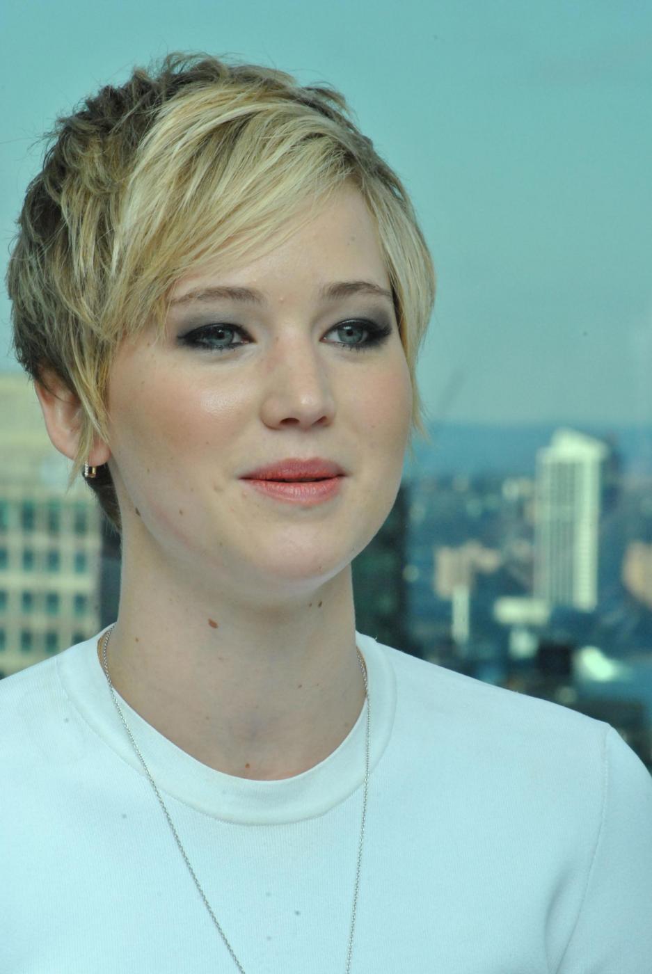 Jennifer Lawrence, com'era e com'è FOTO 64