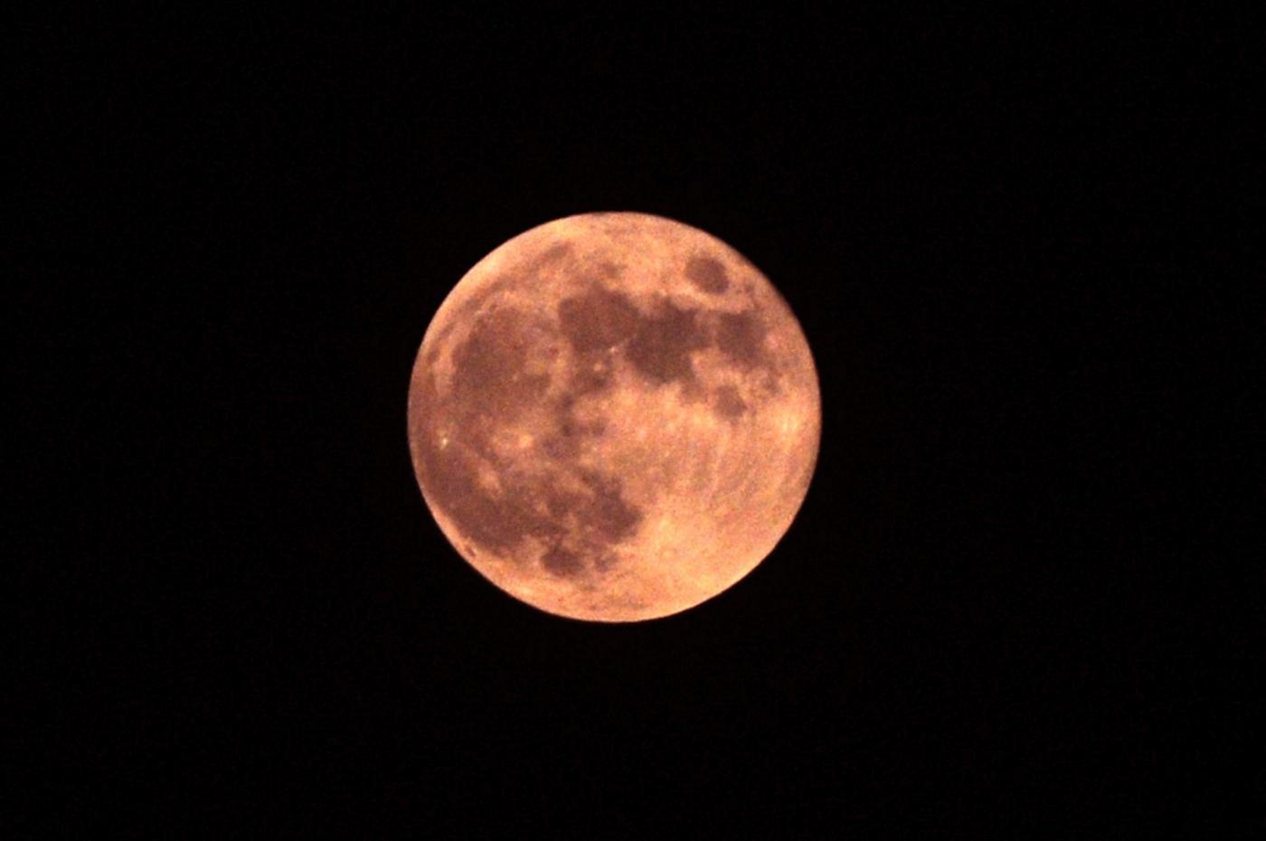 Luna rosa, rossa o bianca: ecco perché cambia nel corso dell'anno