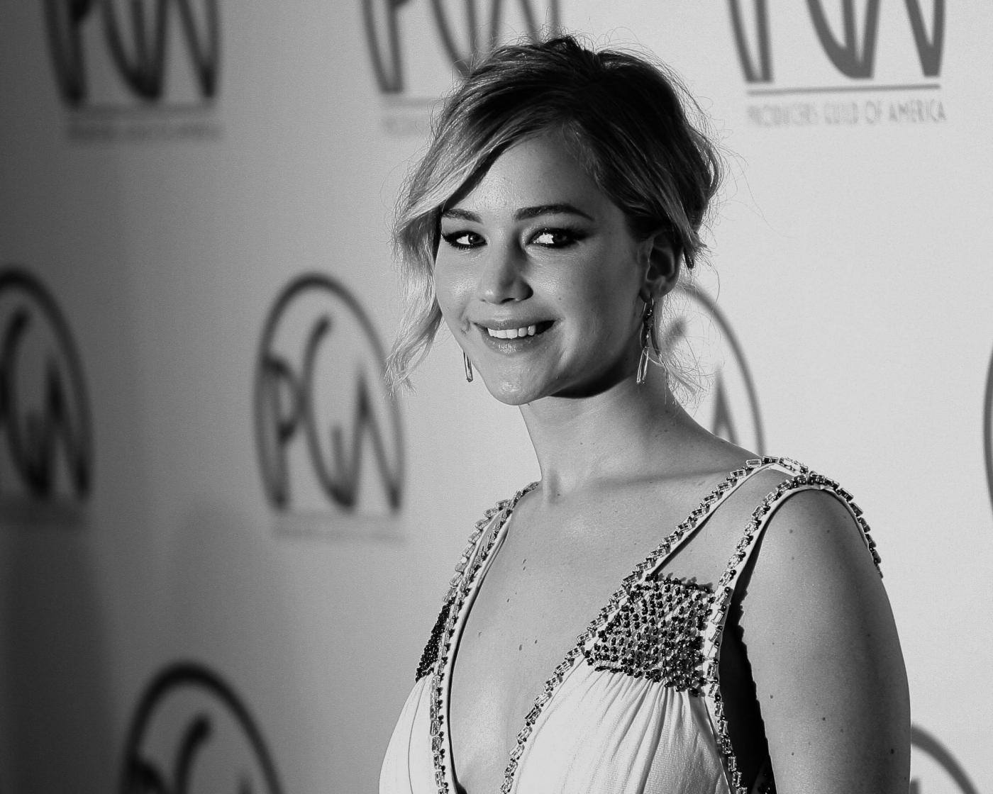 Jennifer Lawrence, com'era e com'è FOTO 68