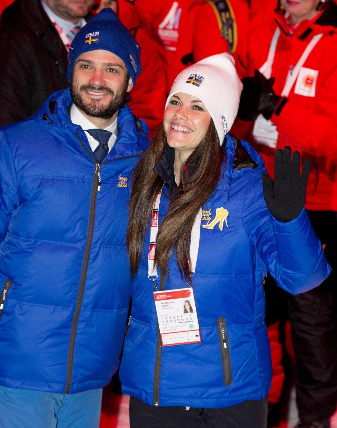 Sofia Hellqvist: chi è la donna che sposa Carlo Filippo di Svezia FOTO8