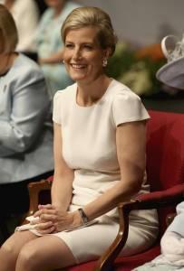 Sophie di Wessex, la contessa che in vestiti spende più di Kate Middleton