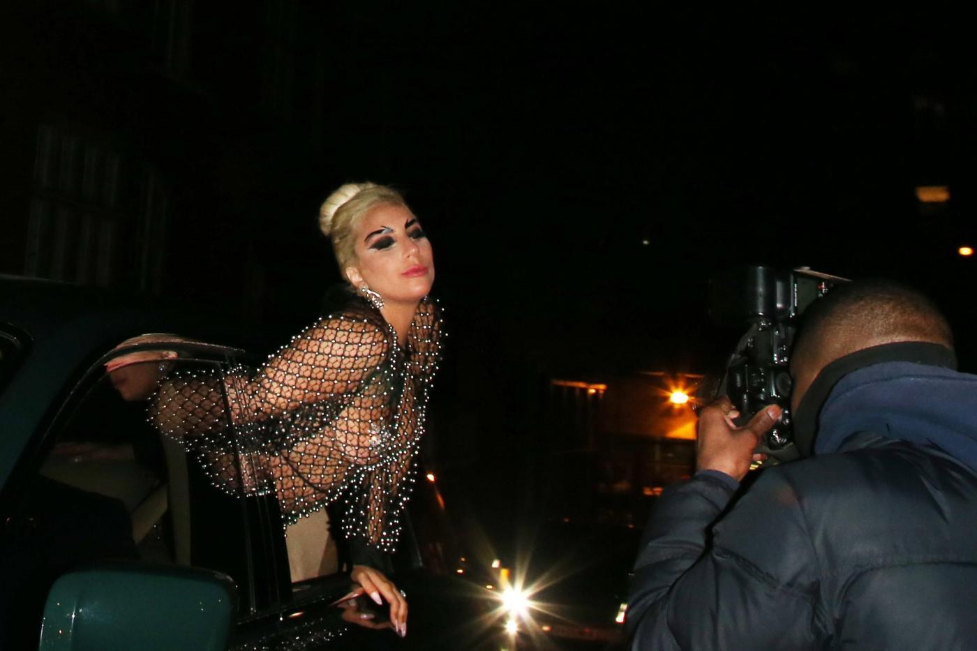 Lady Gaga: nude look estremo a Londra FOTO 12