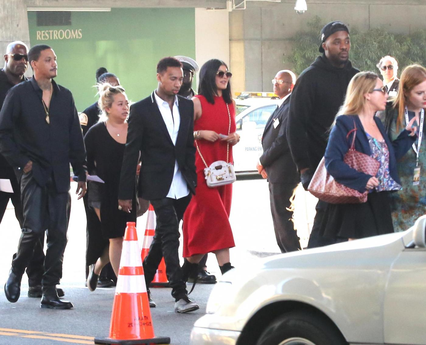 Kylie Jenner insieme al fidanzato Tyga FOTO 14