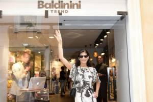 Elena Santarelli, Cristel Carrisi, Sonia Bruganelli, Pamela Prati al party Baldinini 4