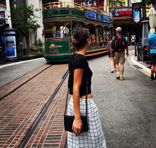 "Martina Stoessel (Violetta) a Los Angeles: ""Ho vissuto una bella esperienza"" 7"