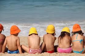Bambini e colpi di calore: 10 consigli per proteggerli