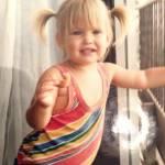 Bar Refaeli da piccola: la modella pubblica foto su Instagram
