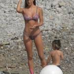 Federica Nargi vs Belen Rodriguez, sfida a colpi d'abbronzatura FOTO