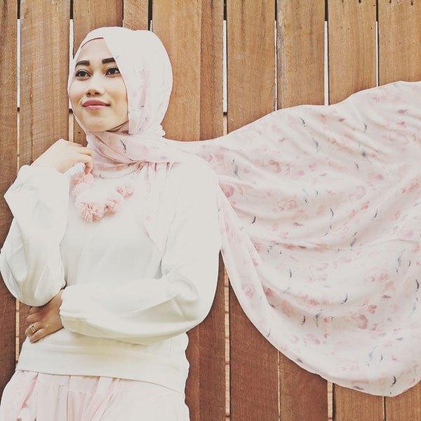 Wiwid, la fashion blogger col velo che lotta contro i pregiudizi1