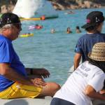 Flavio Briatore papà affettuoso: al mare in Costa Smeralda senza la Gregoraci13