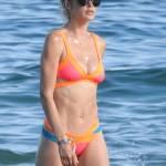 Doutzen Kroes, vacanze in Spagna col marito: corpo perfetto e muscoloso