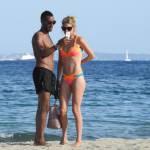 Doutzen Kroes, vacanze in Spagna col marito: corpo perfetto e muscoloso9