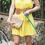 Elena Barolo, shopping in via Montenapoleone col cagnolino Whisky e l'amica05