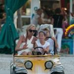 Federica Panicucci vacanze da mamma senza Fargetta: al mare con figli e amiche6