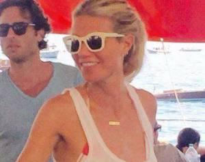 """Gwyneth Paltrow, week end con Brad Falchuck: """"Positano piccolo gioiello"""" FOTO 3333"""