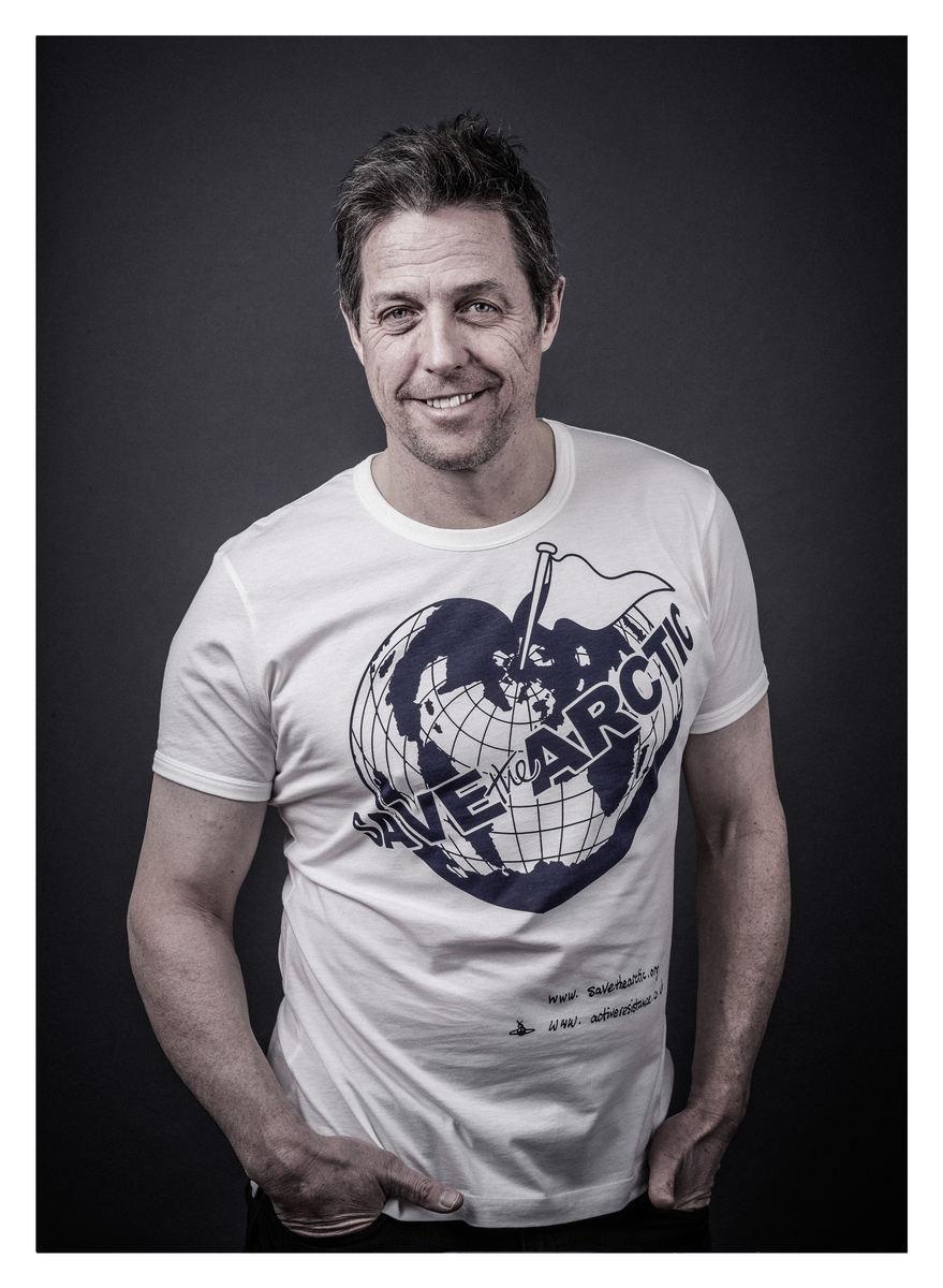 George Clooney, Hugh Grant, Chris Martin...60 star con Greenpeace per l'Artico3