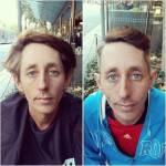 Nasi Sobhani, il barbiere che taglia capelli gratis ai barboni di Mebourne2