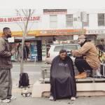 Nasi Sobhani, il barbiere che taglia capelli gratis ai barboni di Mebourne4