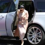 Kim Kardashian incinta, al cinema con Kanye West e la piccola North1