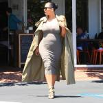 Kim Kardashian è incinta del secondo figlio''