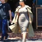 Kim Kardashian è incinta del secondo figlio0