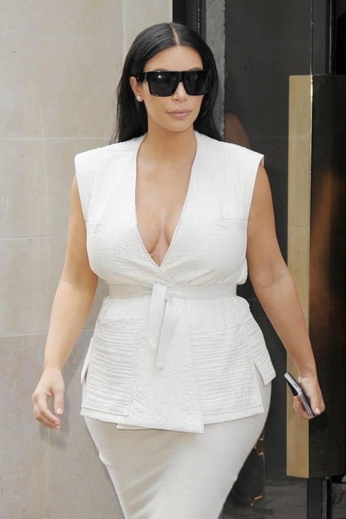 Kim Kardashian è incinta del secondo figlio