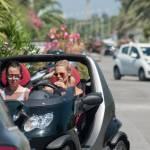 Michelle Hunziker e Aurora a Forte dei Marmi: pochi sorrisi, facce serie 8