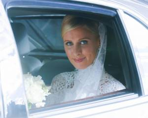 Nicky Hilton, l'abito da sposa batte quello di Kate Middleton. Grazie a Grace...5