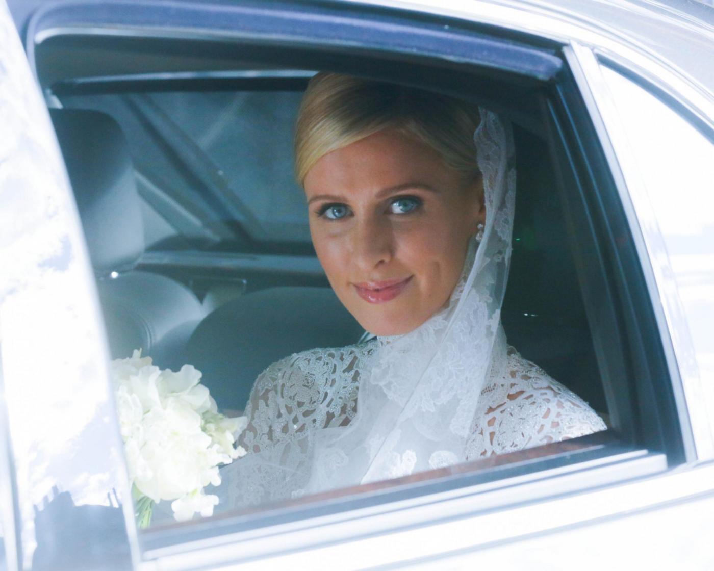 Nicky Hilton, l'abito da sposa batte quello di Kate Middleton. Grazie a Grace...5