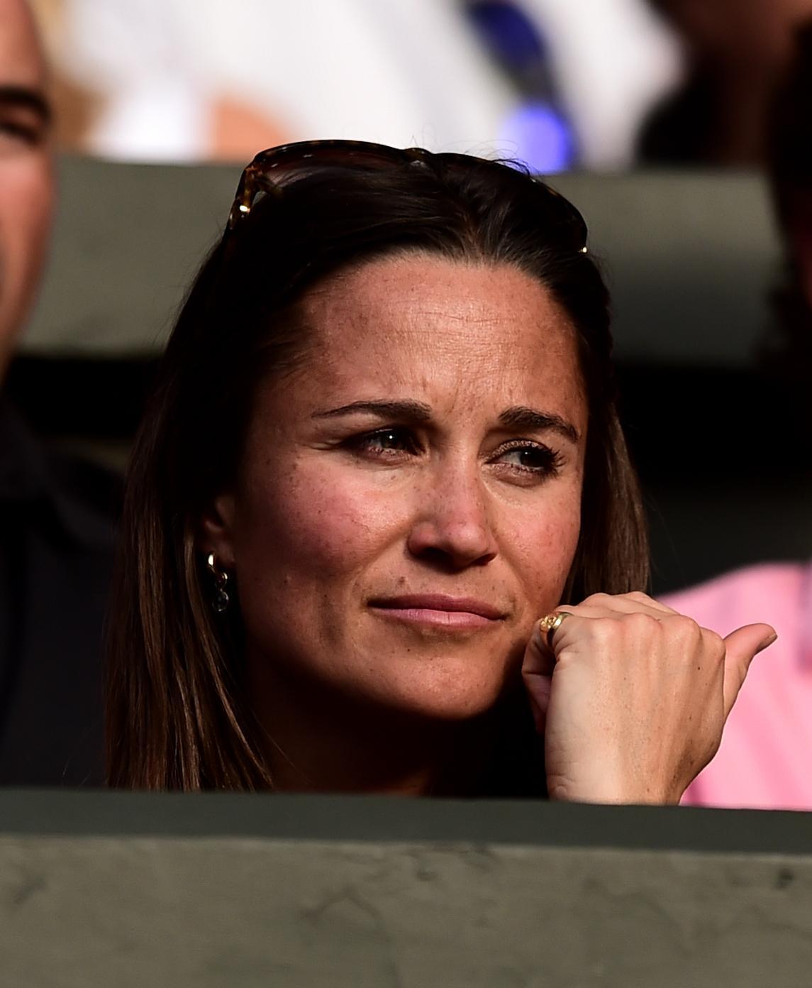 Pippa Middleton al Royal Box di Wimbledon4