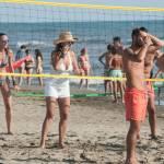 Daniela Santanchè fisico da ragazzina: in vacanza gioca a beach volley 11